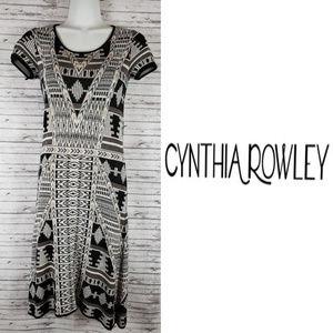 Cynthia Rowley Form Fitting Dress XS